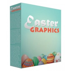 New Easter Graphics Pack