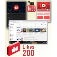 YouTube Video Likes - Tiny