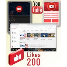 YouTube Video Likes - Tiny