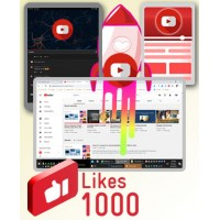YouTube Video Likes - Big Save