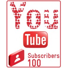 YouTube Subscribers - 100